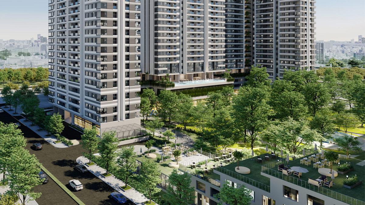 Cho thuê dự án căn hộ Kingdom 101 Tô Hiến Thành giá tốt - Chuyên căn hộ Quận 10