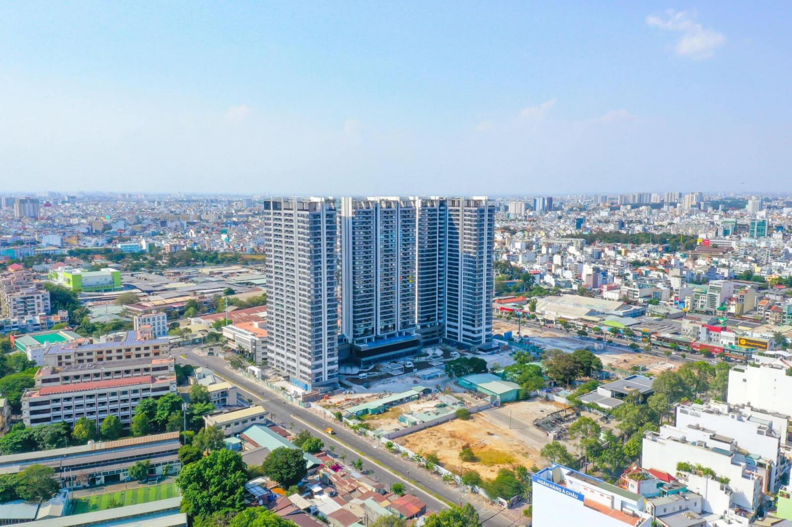 Cho thuê căn hộ Kingdom 101 Tô Hiến Thành giá tốt - Chuyên căn hộ Quận 10