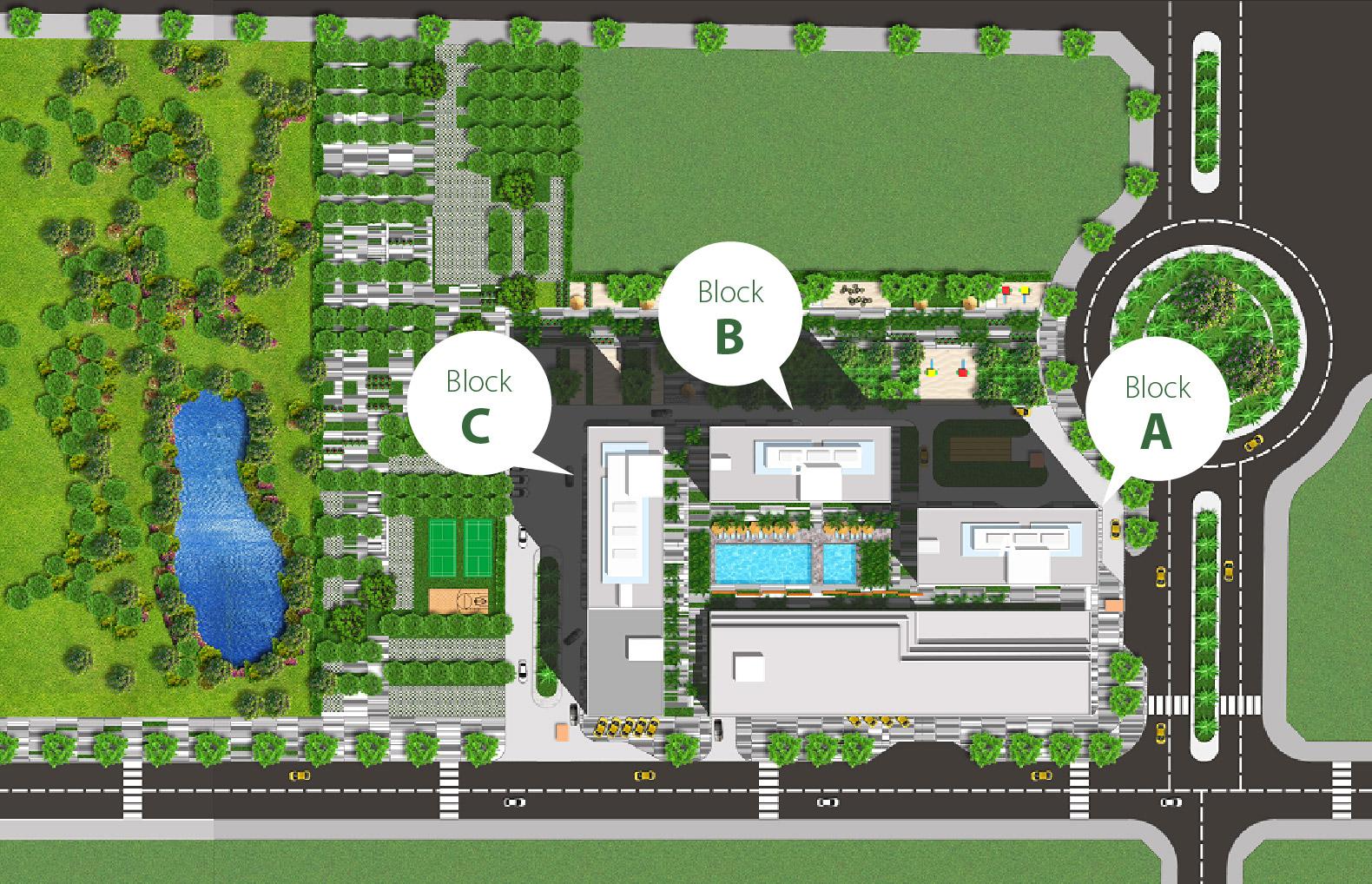 Căn hộ Chung cư Citisoho - Dự án căn hộ Citi Soho Kiến Á Quận 2 - Mua bán giá tốt nhất