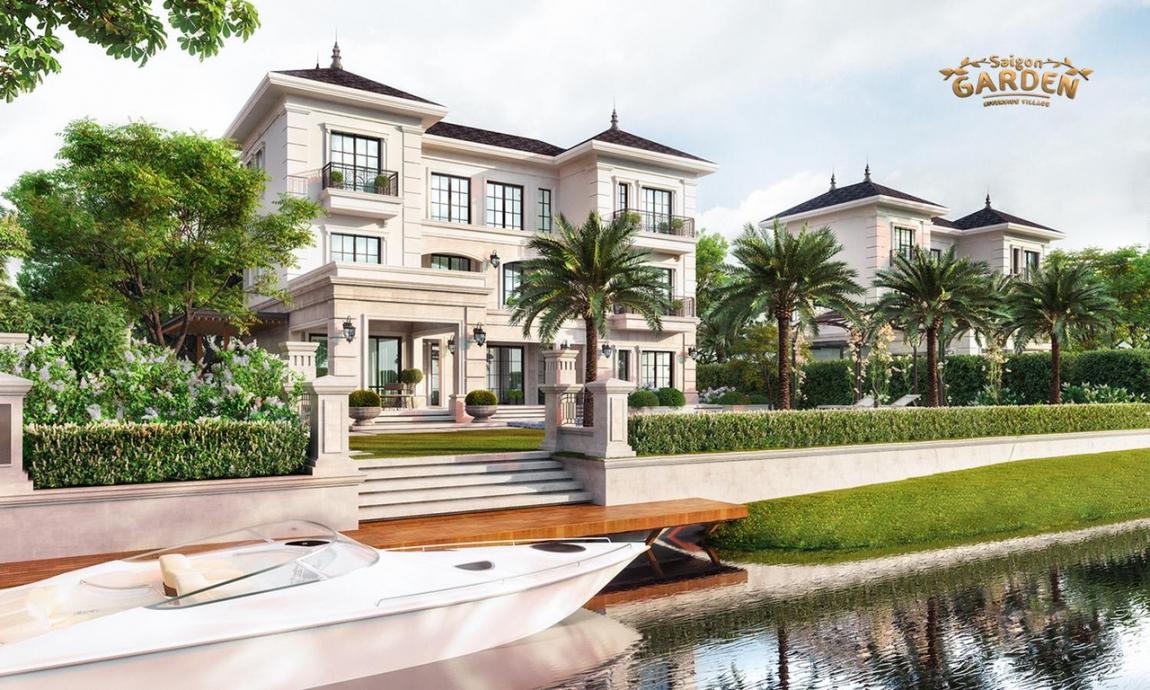 Saigon Garden Riverside - Biệt thự vườn Hưng Thịnh quận 9 - Bảng giá chủ đầu tư Hưng Thịnh 2021