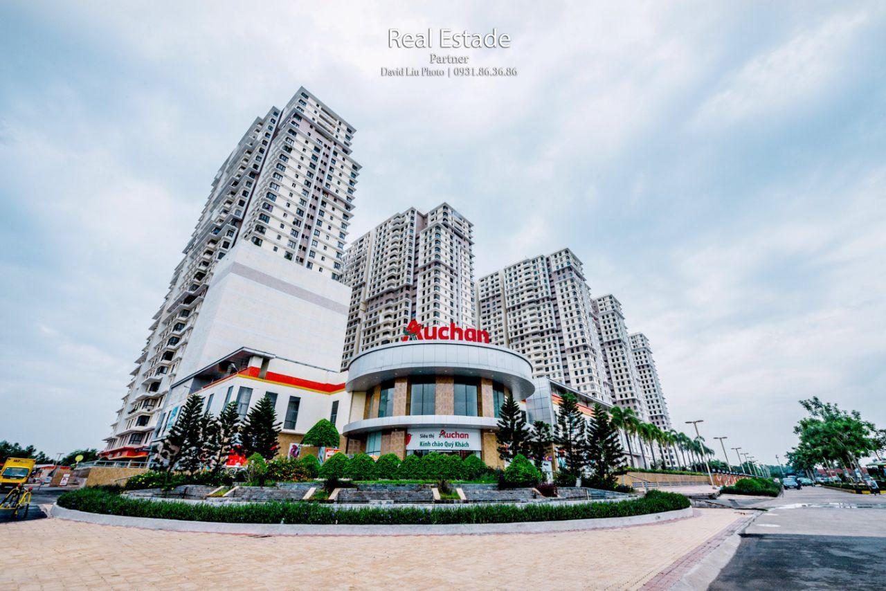 Dự án căn hộ A1 Riverside Nguyễn Lương Bằng Quận 7