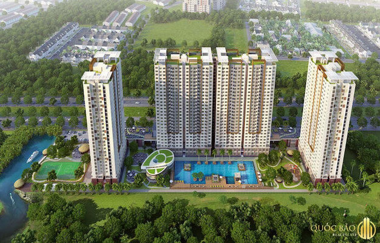 Bán căn hộ Phú Hoàng Anh Quận 7 - Bất Động Sản Resviet