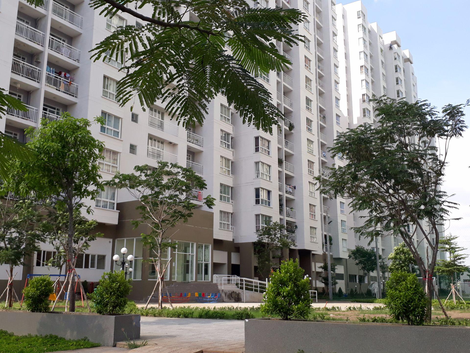 Dự án căn hộ Happy City Bình Chánh - Bất Động Sản Resviet.vn