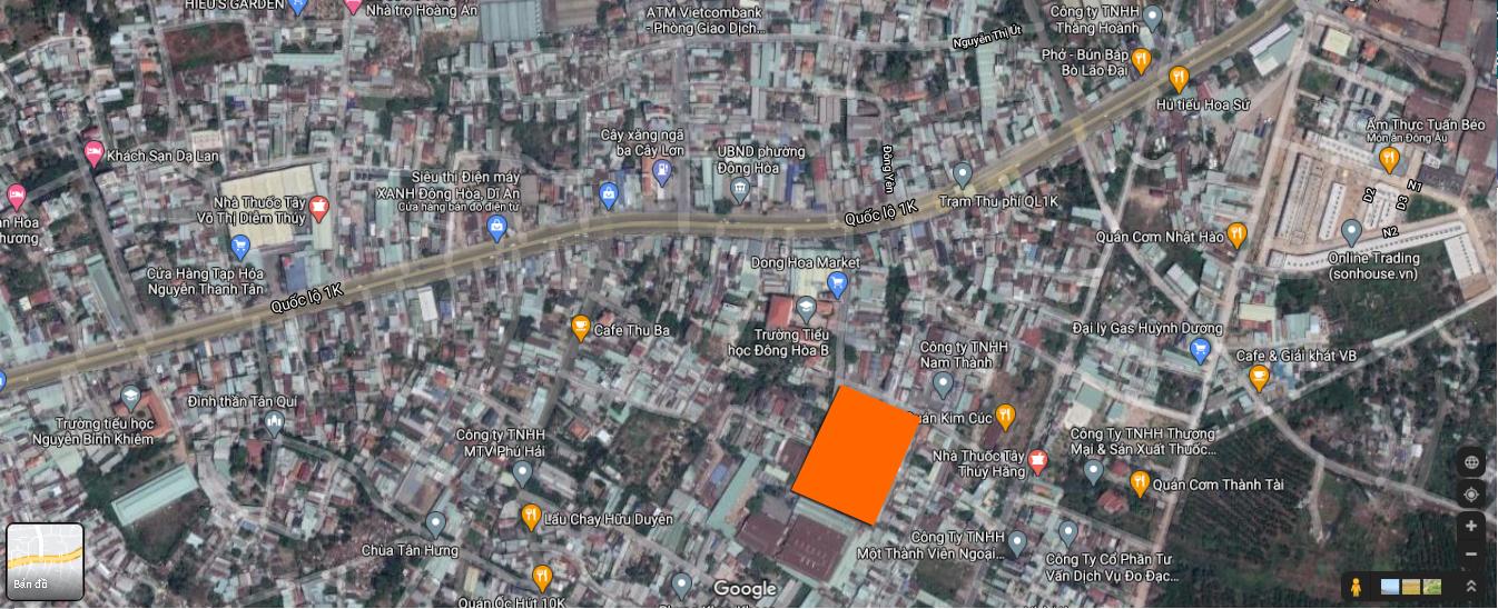 Dự án căn hộ HT PearlĐông Hòa, Dĩ An, Bình Dương - Nhà Hưng Thịnh