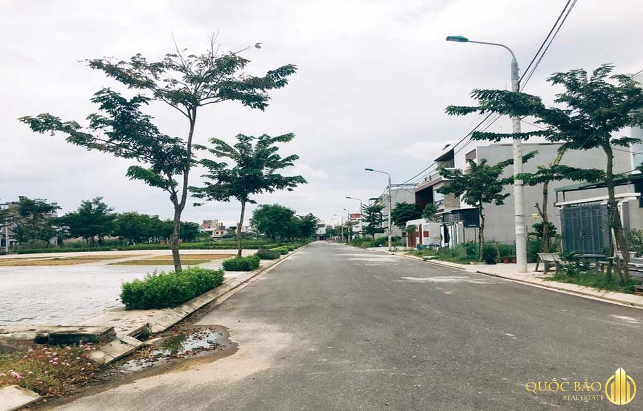 Đất nam cầu Nguyễn Tri Phương Đà Năng giao dịch sôi động
