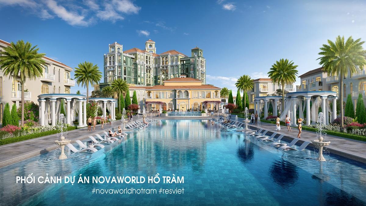 Novaworld Hồ Tràm Bình Châu, Xuyên Mộc, Bà Rịa Vũng Tàu - Novaland