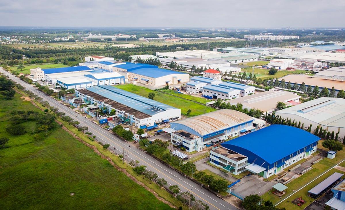 Bất động sản công nghiệp - Tiềm năng đầu tư bất động sản công nghiệp