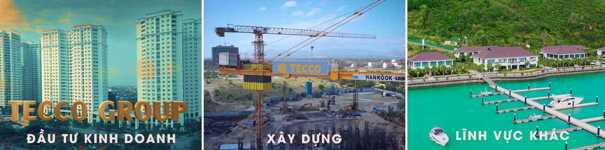 Tecco Group - Thông tin chủ đầu tư tập đoàn Tecco Group