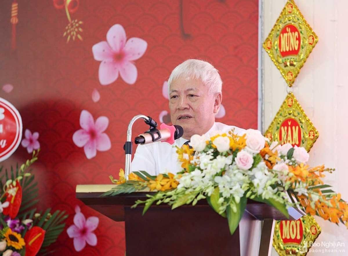 Chủ tịch tập đoàn Tecco Group Ông Nguyễn Thế Mạnh