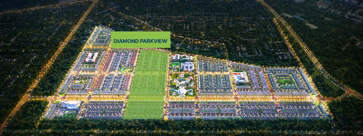 Phân khu Diamond Parkview